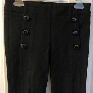 Ann Taylor Loft high waist sailor pants